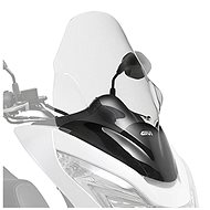 GIVI D 1136ST plexi čiré Honda PCX 125-150 (14-16), vxš=630x435 mm - Náhradní díl