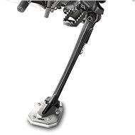 GIVI ES 1111 rozšíření bočního stojánku Honda CB 500 X (13-16), Transalp 700 (08-13), stříbné hliník - Montážní sada