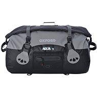 OXFORD vodotěsný vak Aqua70 Roll Bag, (černý/šedý, objem 70l) - Příslušenství