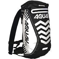 OXFORD vodotěsný batoh Aqua V20 Extreme Visibility, (černá/reflexní prvky, objem 20l) - Příslušenství