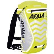 OXFORD vodotěsný batoh Aqua V20 Extreme Visibility, (žlutá fluo/reflexní prvky, objem 20l) - Příslušenství