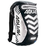 OXFORD vodotěsný batoh Aqua V12 Extreme Visibility, (černá/reflexní prvky, objem 12l) - Příslušenství