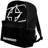 OXFORD batoh X-Rider, (černý/reflexní, objem 15l) - Příslušenství