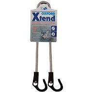 OXFORD gumicuk Xtend nastavitelný délka do/průměr popruhu 800/9mm, (hák/hák) - Příslušenství