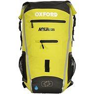OXFORD vodotěsný batoh Aqua25R, (černá/fluo, objem 25l) - Příslušenství
