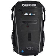 OXFORD vodotěsný batoh Aqua25R, (černá/šedá, objem 25l) - Příslušenství