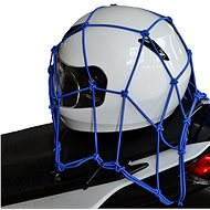 OXFORD pružná zavazadlová síť pro motocykly, (30 x 30 cm, modrá) - Příslušenství