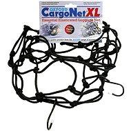 OXFORD pružná zavazadlová síť XL pro motocykly, (38 x38 cm, černá) - Příslušenství