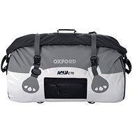 OXFORD vodotěsný vak Aqua70 Roll Bag, (bílý/šedý, objem 70l) - Příslušenství