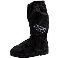 OXFORD návleky na boty RAIN SEAL s reflexními prvky a podrážkou, (černá, vel. L) - Příslešenství