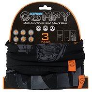 OXFORD nákrčníky Comfy Harley Davidson Graphics, (sada 3ks) - Příslušenství
