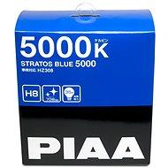Autožárovky PIAA Stratos Blue 5000K H8 - žárovky pro vytvoření bílého světla v BMW Angel Eyes - Auto-Glühlampe