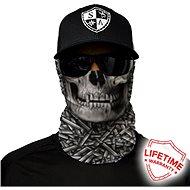 SACO Face shield - Alpha hollow head - Šátek