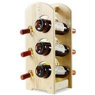 N5K Group Stojan na víno 425 x 185 x 180 mm, přírodní - stojan