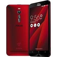 ASUS ZenFone 2 ZE551ML 32GB Glamor Red Dual SIM - Mobilní telefon