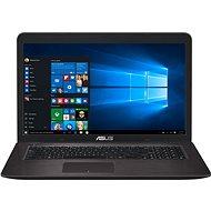 ASUS X756UX-T4289T hnědý - Notebook