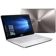 ASUS N552VW-FY130T kovový - Notebook