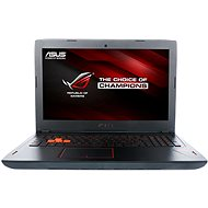 ASUS ROG GL502VS-FY080T metal
