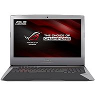 ASUS ROG G752VY-GC353T grey metal