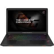 ASUS ROG GL753VE-GC030T schwarz-metallic - Notebook