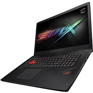 ASUS ROG STRIX GL702VM-GB148T kovový - Notebook