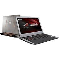 ASUS ROG G752VS(KBL)-BA289T šedý kovový - Notebook
