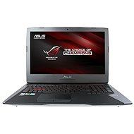 ASUS ROG G752VS(KBL)-BA263T šedý kovový - Notebook
