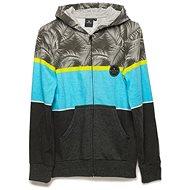 Rip Curl Team Rider Hz Fleece Boy Blue Atoll - Sweatshirt