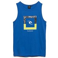 Rip Curl Square Combine Tank Tee College Blue - Top