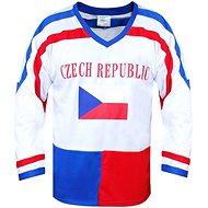 Hokejový dres ČR bílý - Dres