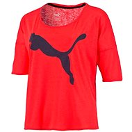 Puma The Good Life Tee Red Blast - Triko