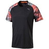 Puma Graphic SS Tee Asphalt AOP-sl - T-Shirt