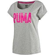 Puma Evo Tee W Light Gray Heather