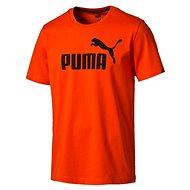 Puma ESS No.1 Tee Orange