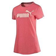 Puma ESS No.1 Tee Heather W Sunkist