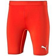 Puma TB_Short Tight puma red - kraťasy