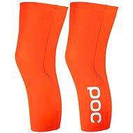 POC avip Knees Zink orange Fluo - Stulpen