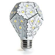 Nanoleaf One E27 3000K 1600lm White Leaf - LED žárovka