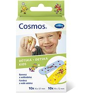 Cosmos patch children - 2 sizes (20 pieces) - Plaster