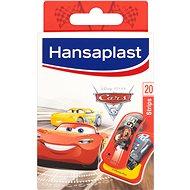 HANSAPLAST Kids Cars 16 ks - Náplast