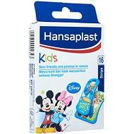 Hansaplast Mickey Mouse 16 ks - Náplasť