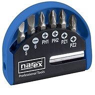 Narex Industrial-CrV 7-Bit Box - Bit Set