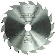 Narex 18WZ Standard 160 mm - Sägeblatt für Holz