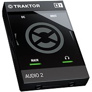 Native Traktor Audio 2 MK2 - Zvuková karta