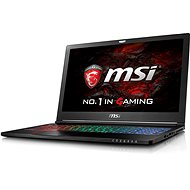 MSI GS63 7RE-020CZ Stealth Pro - Notebook