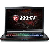 MSI GE72 7RE-045CZ Apache Pro - Notebook