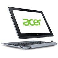 Acer One 10 32 GB + Dock mit 500 GB HDD und Tastatur Iron Black