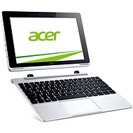 Acer Aspire Switch 2 10 32GB + dock s klávesnicou Aluminium