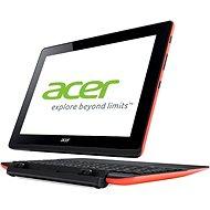 Acer Aspire Switch 10E 64GB + dock s 500GB HDD a klávesnicí Red