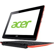 Acer Aspire Switch 10E + 64 gigabytes to 500 gigabytes HDD dock and keyboard Red Black